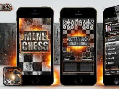 MINE Chess