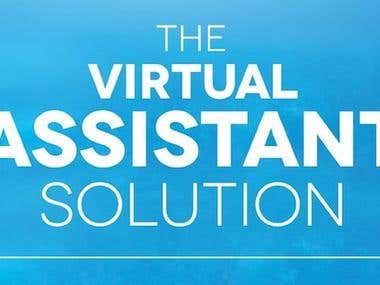 Virtual Assistant with 24/7 Service !