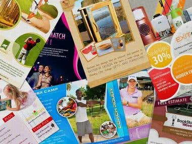 Flyer/Brochure Designs
