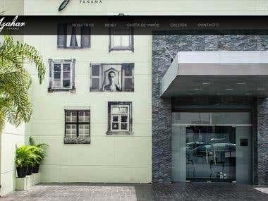 Restaurant Azahar Panama