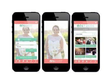 OneEvent App