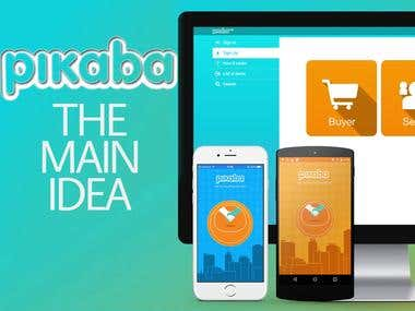 iOS / Android / Web | Pikaba Platform - Introducing Pikaba