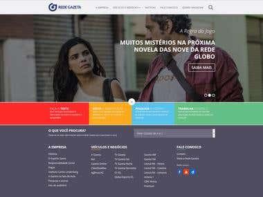 Portal da Rede Gazeta