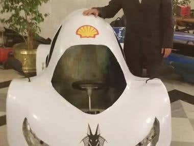 Shell Eco-Marathon Urban Vehicle