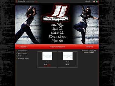 JJ Dance Studio
