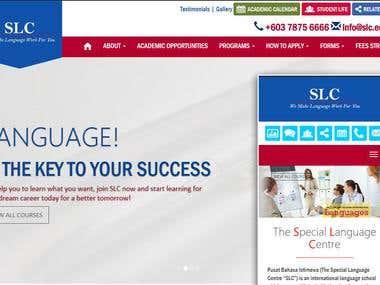 slc.edu.my (Language Education)
