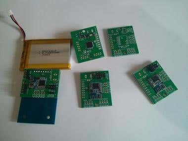 Bluetooth Low Energy Tags