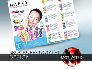 Brochure/Booklet Design