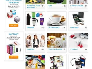 Magento Theme and extension customization.