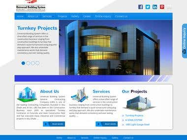 Universal Building System General Contracting Company (UBS)
