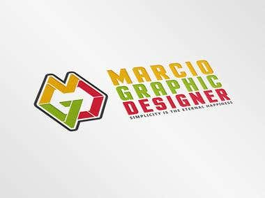 Design logo for Marcio Graphic Designer