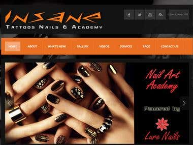 Insane Tatoos Nails & Academy