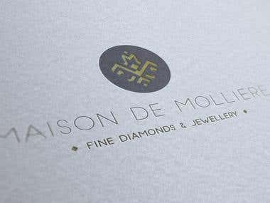 High end Jewelery Store logo