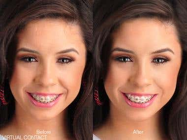 Retouching - CLICK HERE