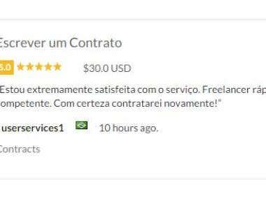 Write a contract