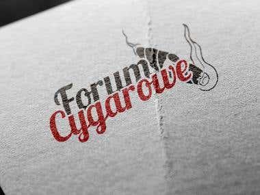 Forum Cygarowe - Logotype