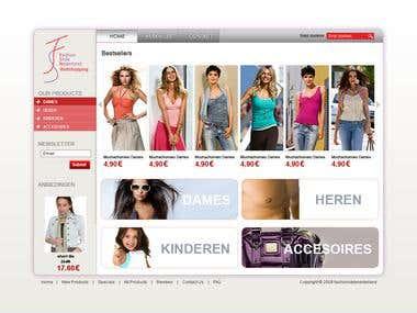 shop site