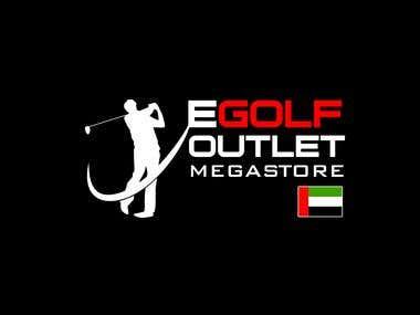 E-Golf Outlet logo revision.