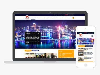 Vietnam Lighting Association website