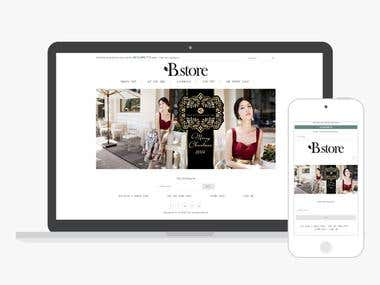 Responsive website wordpress