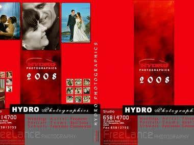 Hydro - CD Cover