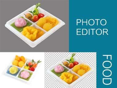 PHOTO EDITOR.... FOOD