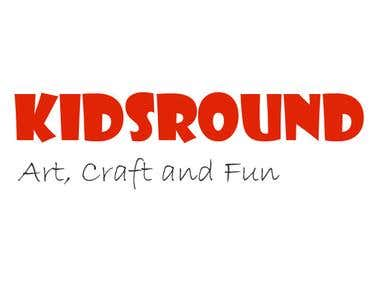 kidsround Logo