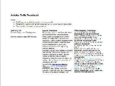 Translation of Barcode Information