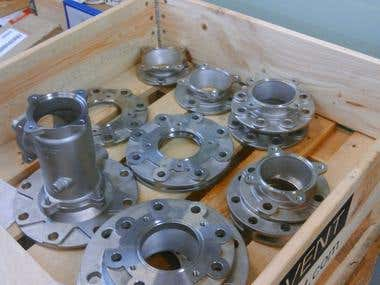 Multiple Flange ( Scanvent Aps)