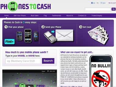 Phones To Cash