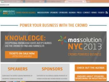 Crowdsourcing site- Wordpress