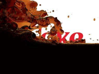Coke simulation