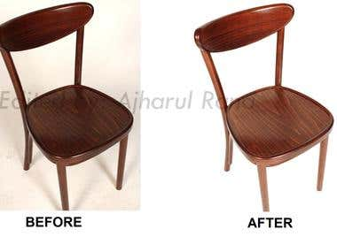 Background removing of images & retouching