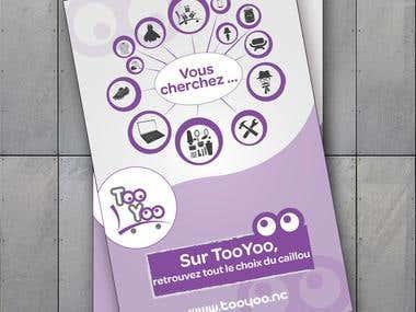 Flyer, Banner & Business card Design