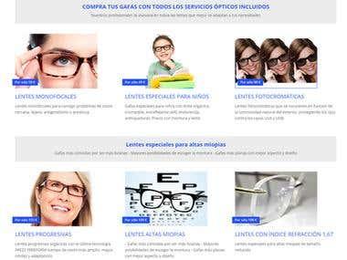 Diseño y Desarrollo web corporativo