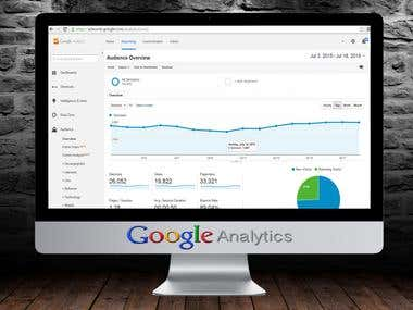 Google Analytics Setup & Configuration