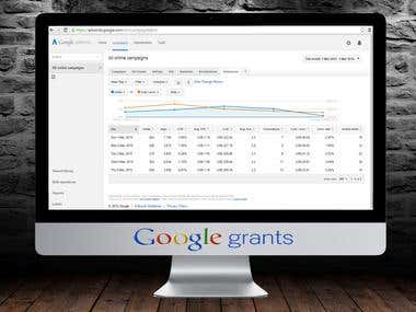 Google Grants (For NGOs)