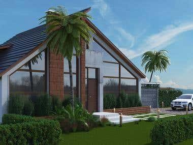 Brazilian house