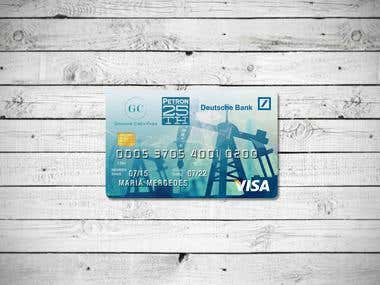 Credit Card Mock Ups for Granne Creatives x 20 Fifth Petron
