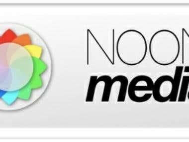 Noon Media Logo