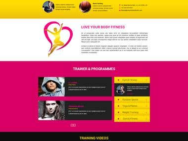 Website Design 01