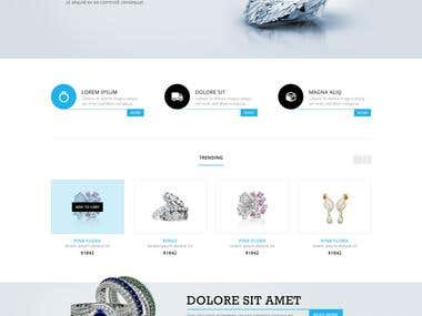 Diamond E-commerce