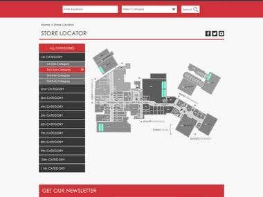 Ezdan Company Mall Website