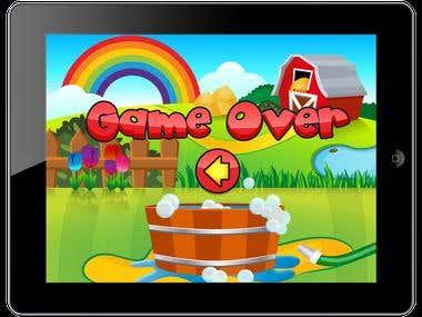 Poggie Wash Game Design