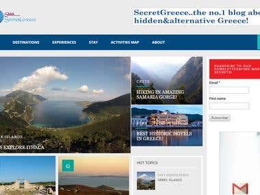 Secret Greece