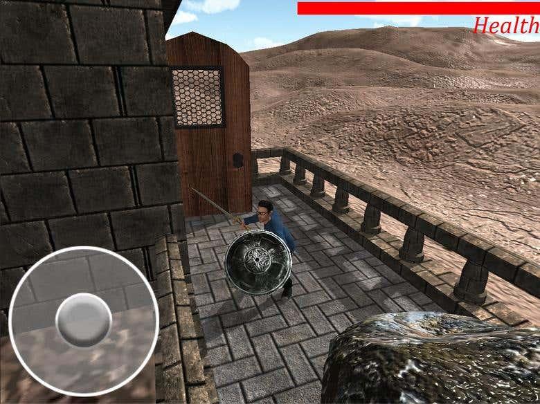 Fantasy game in Unity   Freelancer
