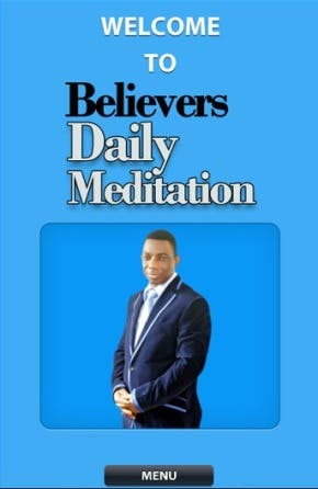 Believers Daily Meditation - Android App