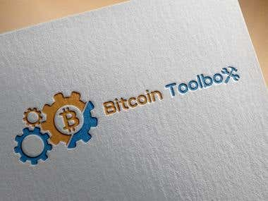 Logo realisation for a Bitcoin Portal