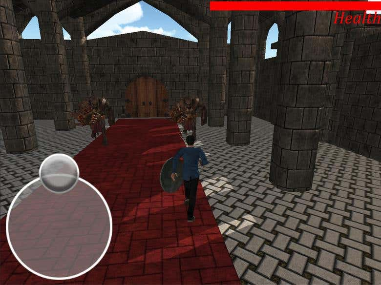 Fantasy game in Unity | Freelancer