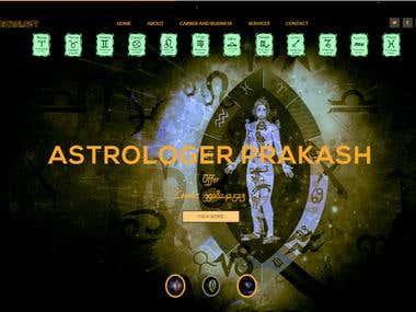 Astrologer site